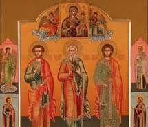 Cтаринные иконы