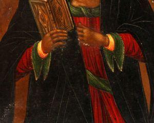 Старинная деревянная икона «Божия Матерь Калужская», Россия, Калуга, нач. 19 в.